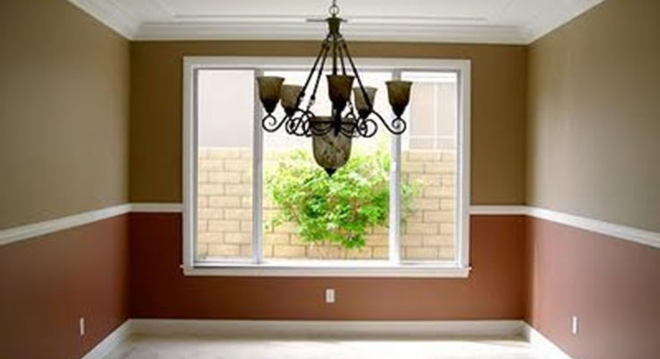 Dining Space Paint Concepts