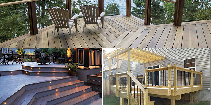 Improving Your Home's Value with a Custom Deck