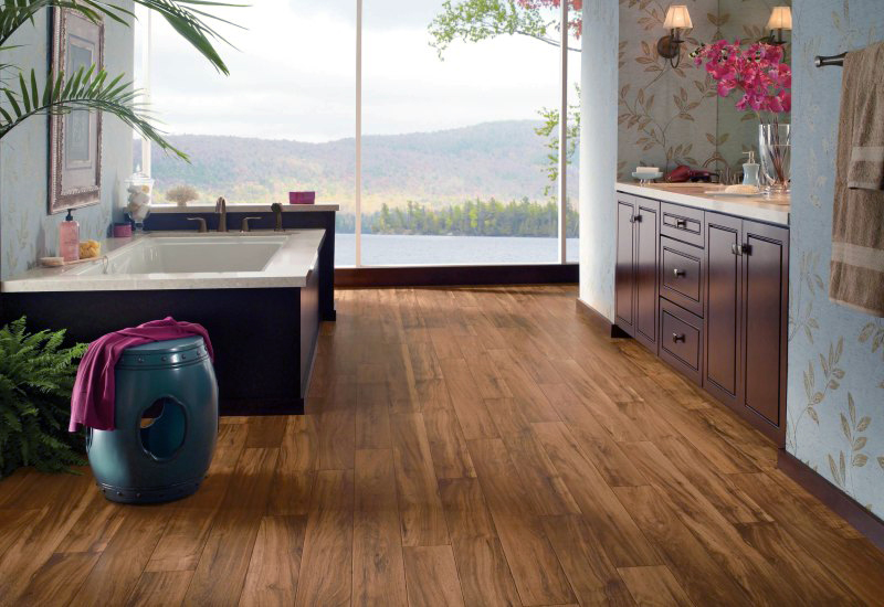 Cork Bathroom Flooring Or Vinyl Bathroom Flooring?