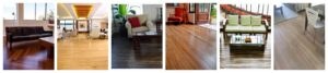 Long and Slender With Vertical Bamboo Flooring