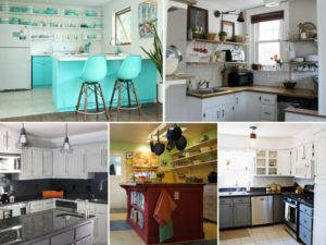 Easy Home Improvement Ideas - Real World Kitchen Remodeling