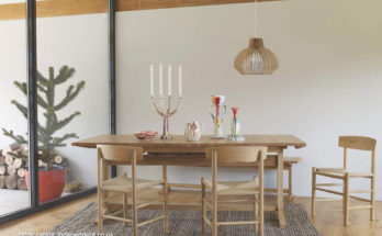 Develop a Dining Space for Daily Use By means of Contemporary Furniture Pieces