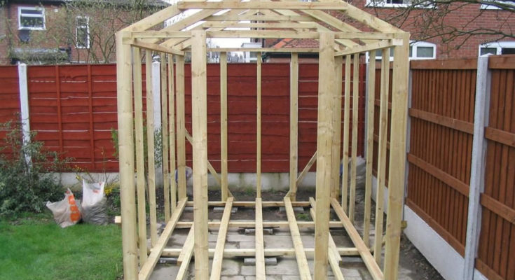 Building a Shed? Tips to Make It Easier