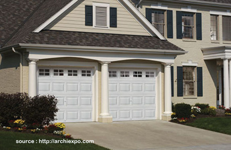 The Benefits of Your Steel Garage Door