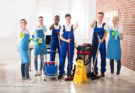 A Look At Cleaning Services