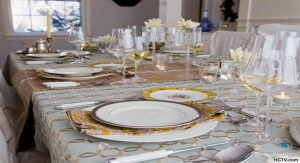 More Table Setting Tips For Dining Room