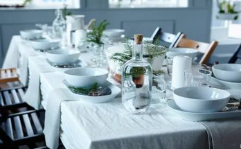 More Table Setting Tips For The Dining Room