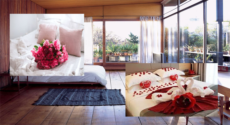 Bedroom Decoration Suggestions to help keep the Mood Romantic