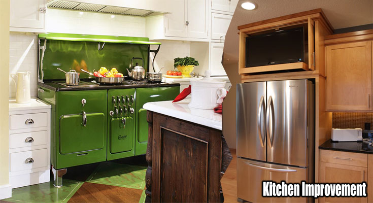 5 Tricks to Acquiring a brand new Fridge - Kitchen Improvement Applying the correct Refrigerator