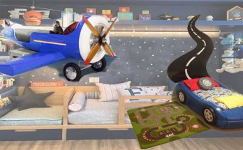 Letting Your Kids Express Themselves Using Room Design