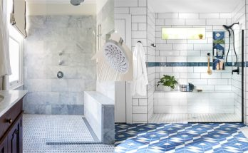 The ideal Shower Room Designs For the Bathroom